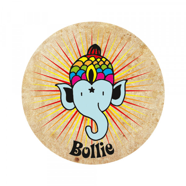 +blackriver-ramps+ Sticker S 'Bollie Logo'