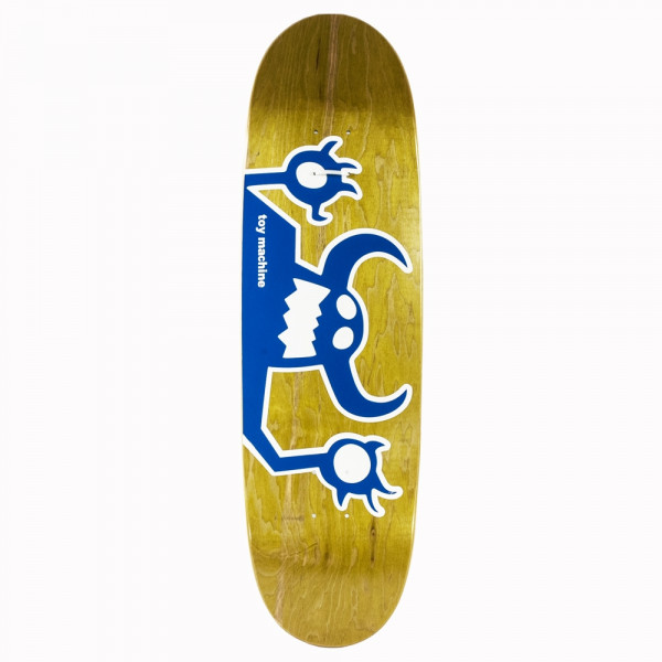 "Toy Machine Skateboard ""OG Monster"" size 9.125"