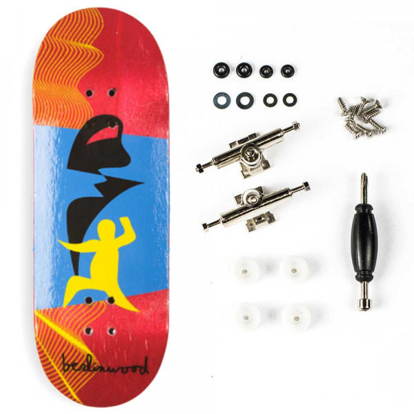 "Berlinwood ""Cowart Space Dance"" inkl. Bollie Set"