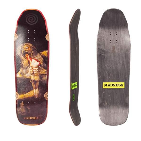 """Madness Skateboard """"SonR 7"""" 9.5"""