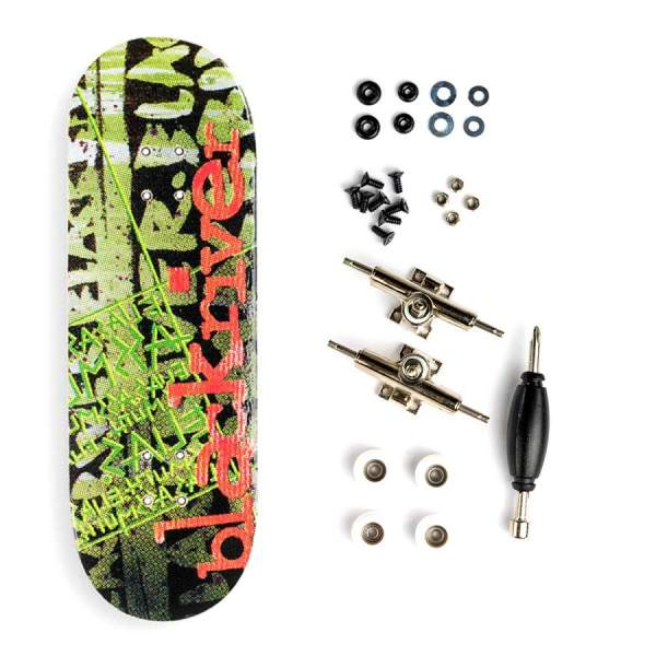 "Berlinwood ""Elias Assmuth Pro"" inkl. Bollie Setup"