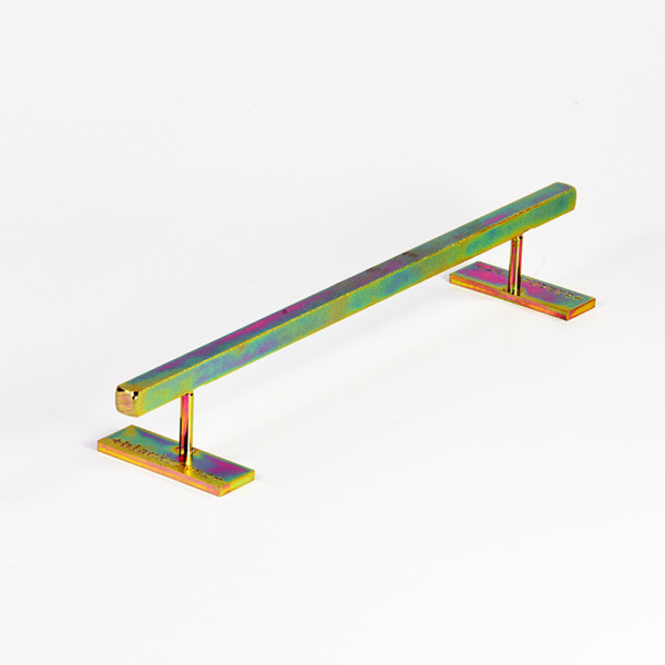+blackriver-ramps+ Ironrail square low gold