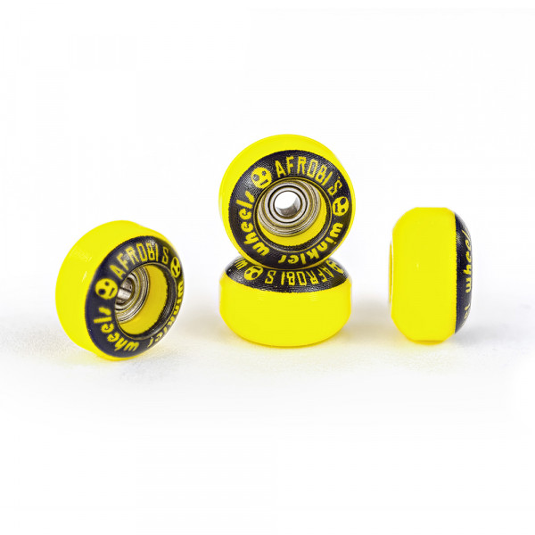 "Winkler Wheels ""Afrobi´s"" yellow"