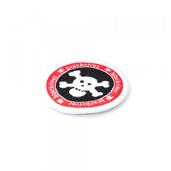 Blackriver Patches Classic Small Skull
