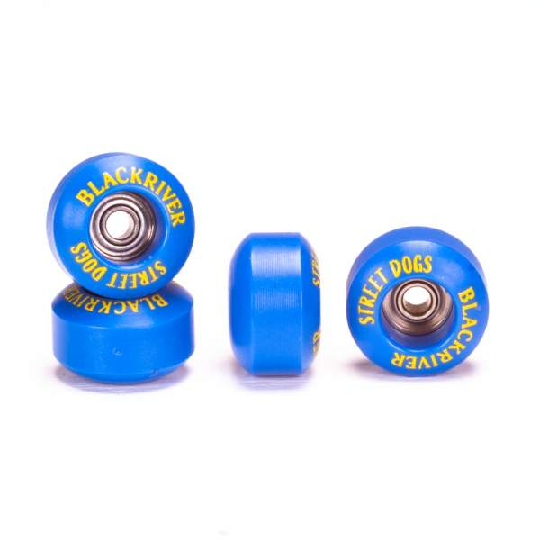 "Blackriver Wheels ""Street Dogs"" blue"