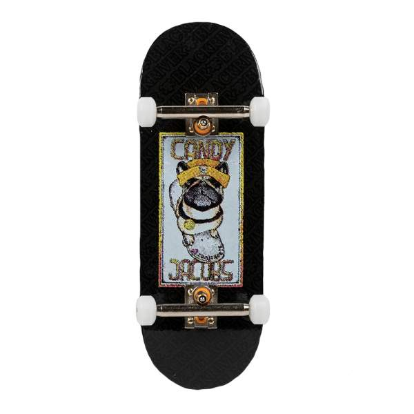 "Blackriver Fingerboard ""Candy Pug"" Set"