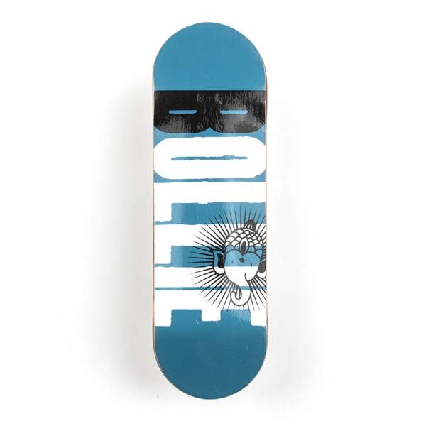 "Bollie Fingerboard ""Logo New"" blue"