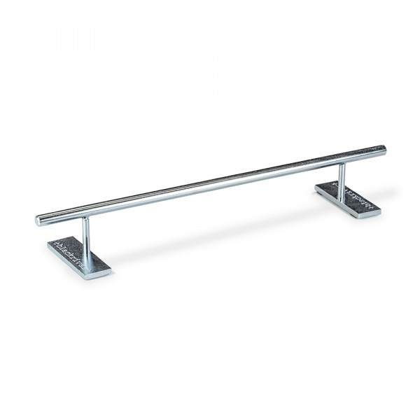 +blackriver-ramps+ Ironrail round low silver