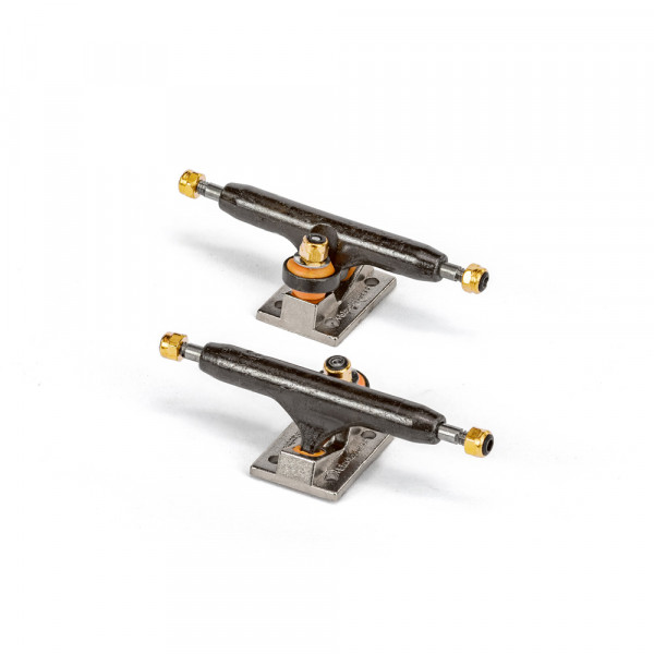 Blackriver Trucks Wide 2.0 black/silver 32