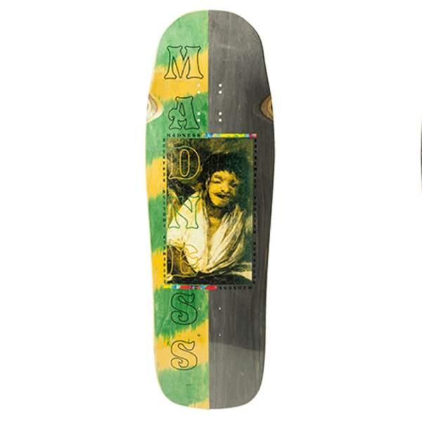"""Madness Skateboard """"EFB Potrait"""" 10.0"""