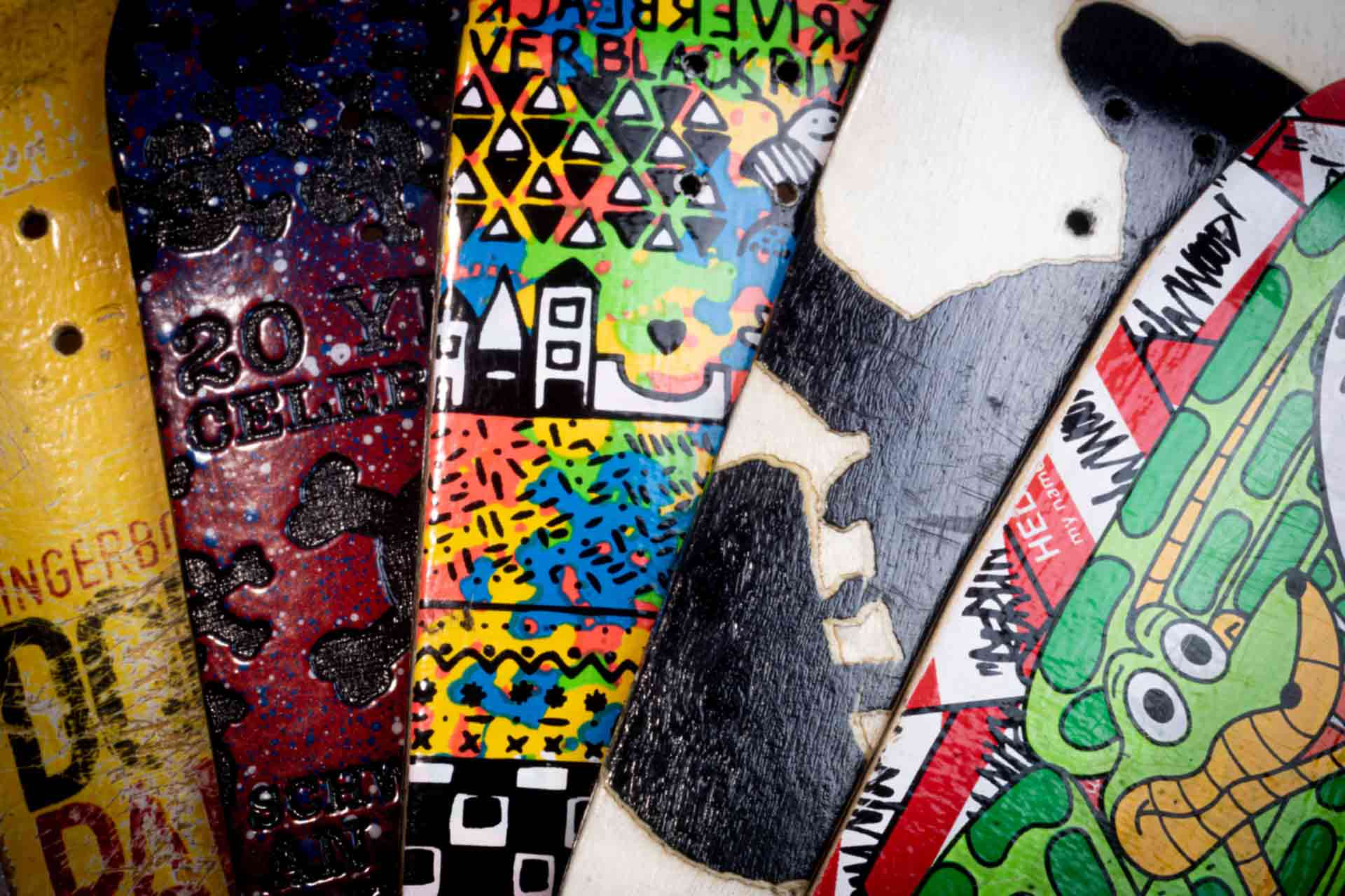 Berlinwood Deck Materials