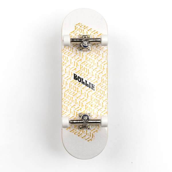 "Bollie Fingerboard ""Nine Set"" yellow Set"