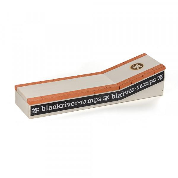 Brick Curb Fingerboard Ramp