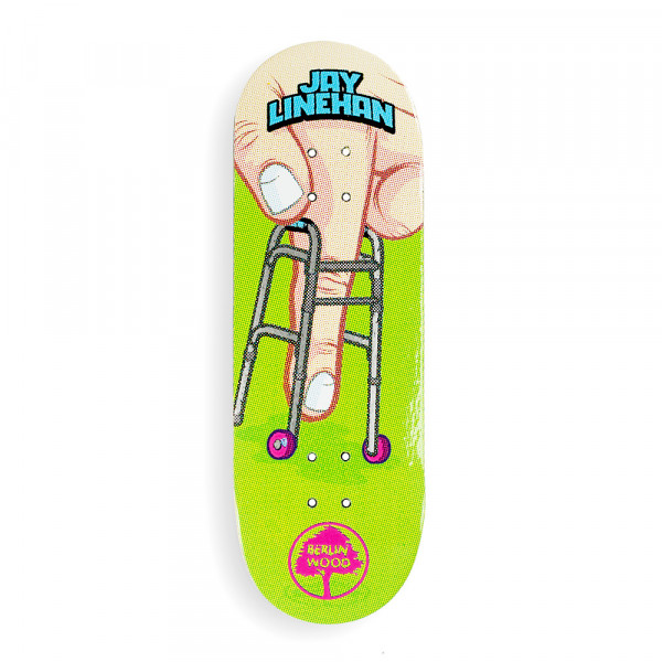 "BerlinWood ""Jay Walker"""