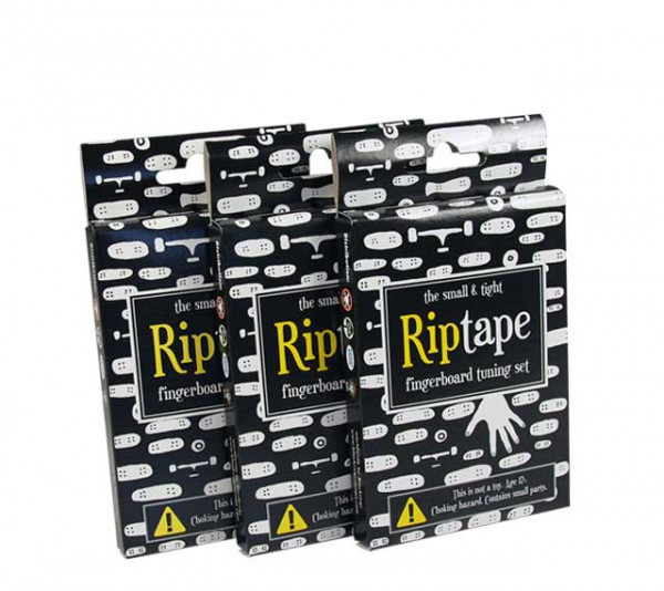 "Riptape Fingerboard Tuning Set 3-Pack ""Uncut"""