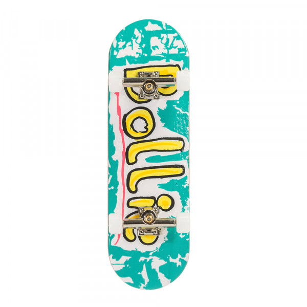 Bollie Logo Paint Fingerboard Set