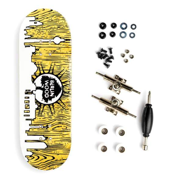 "Berlinwood ""BW Skyline"" inkl. Bollie Setup"