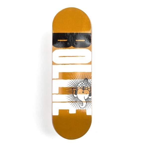 """Bollie Fingerboard """"Logo New"""" copper"""