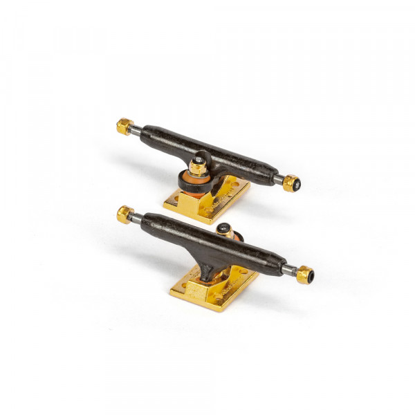 Blackriver Trucks Wide 2.0 black/gold 32