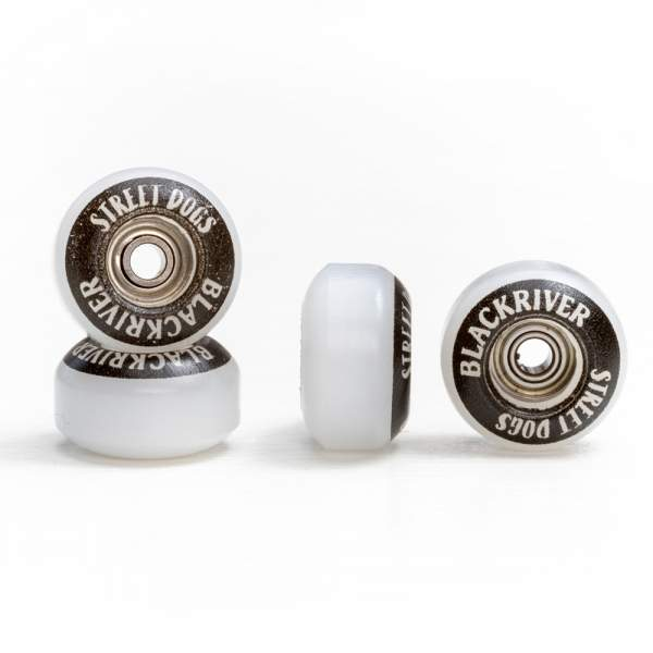 "Blackriver Wheels ""Street Dogs"" white"