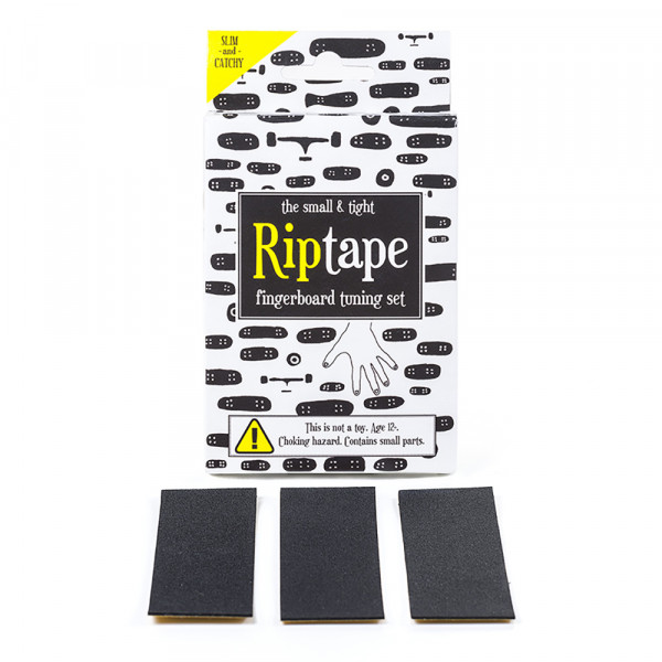 "Riptape Fingerboard Tuning Set ""Uncut"" catchy"