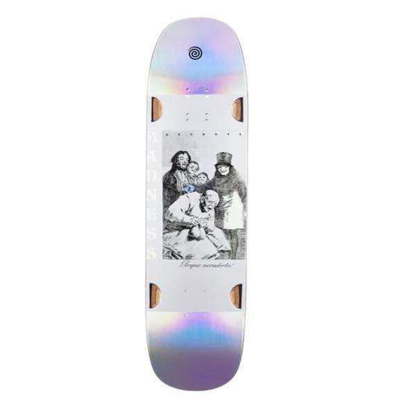 "Madness Skateboard ""Sam Beckett Porque"" 8.75"