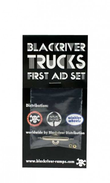 Blackriver Trucks First Aid Single Hanger 29