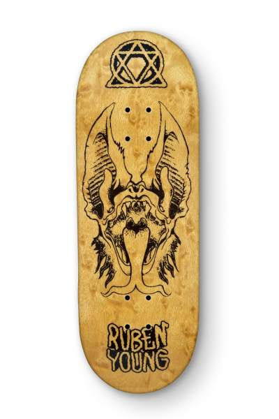 "Blackriver Fingerboard 7Ply ""Ruben Young"" X-Wide 33,3mm"