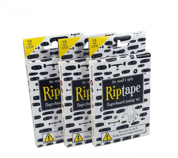 Riptape Fingerboard Tuning Set 3-Pack Catchy
