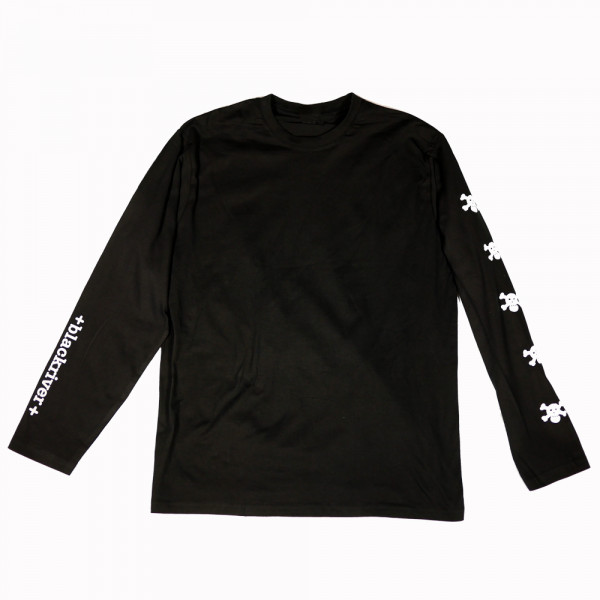 +blackriver-ramps+ Longsleeve Skull