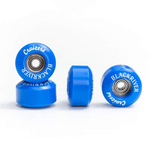 "Blackriver Wheels ""Cruizers"" blue"