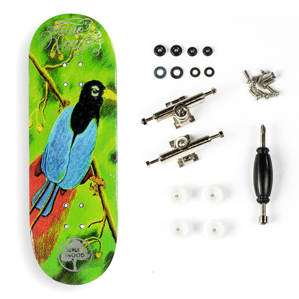 "Berlinwood ""TKY Bird of Paradise"" inkl. Bollie Set"