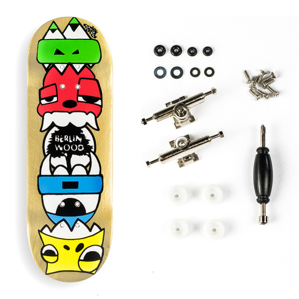 "Berlinwood ""BW Mogow"" inkl. Bollie Setup"