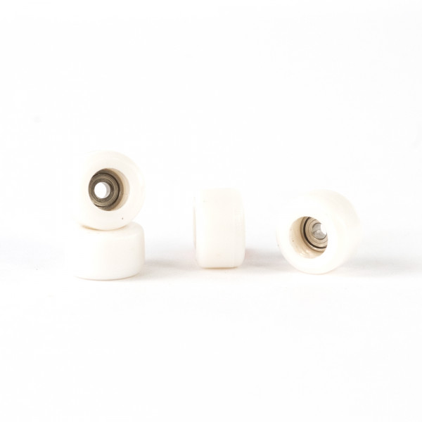Bollie Bearing Wheels white