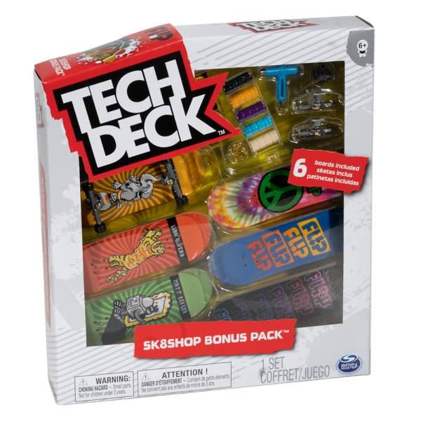 Tech Deck Sk8Shop Bonus Pack