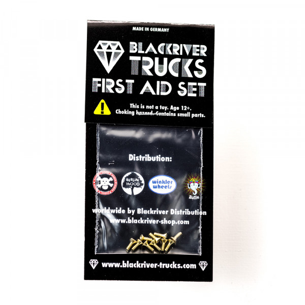 Blackriver Trucks First Aid Screws