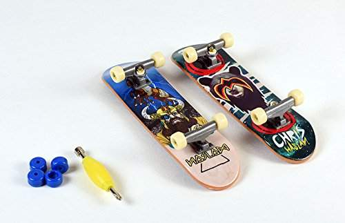 Tech Deck Fingerboard 2er Pack Almost