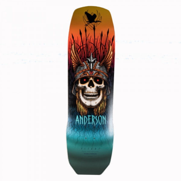 """Powell Peralta Skateboard """"Andy Anderson Pro"""" 8.45"""