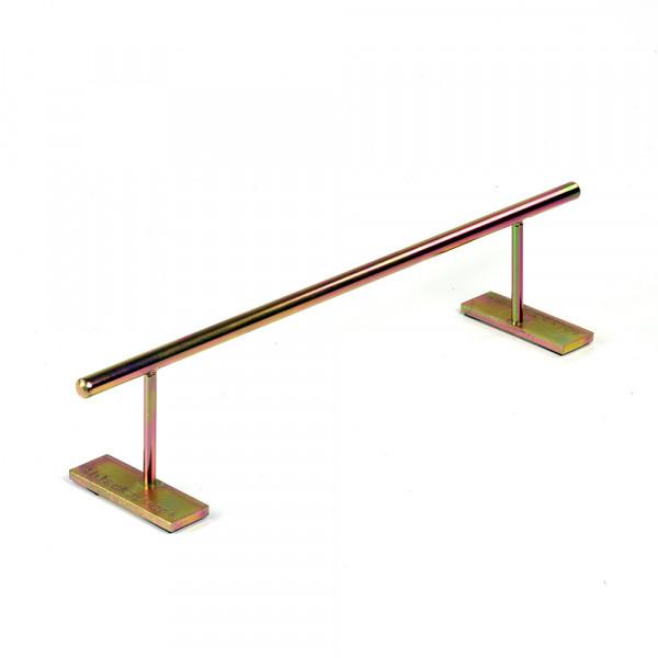 +blackriver-ramps+ Ironrail round gold